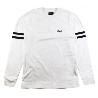 Era Longe Sleeve T-Shirt - White