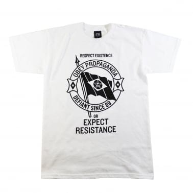 Flag of Dissent T-Shirt - White