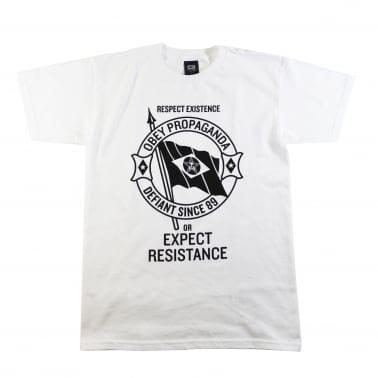 Flag of Dissent T-Shirt - White