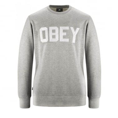 Fordam Crew Neck - Heather