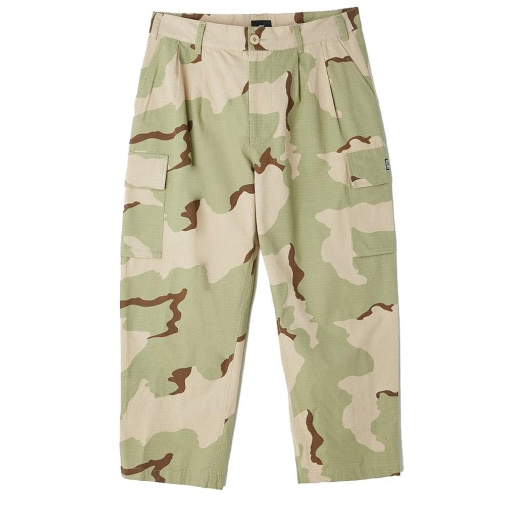 Obey Fubar Cargo Pant Clothing Natterjacks