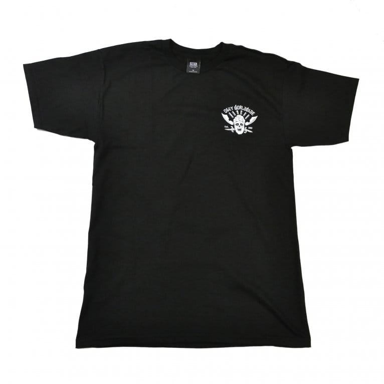 Obey Gulag Tee - Black