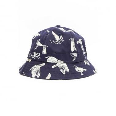 Gulls Bucket Navy
