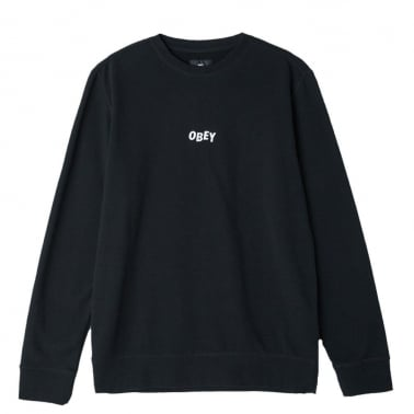 Jumble Bars Crew Neck Sweatshirt