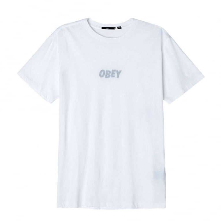 Obey Jumbled Letters Tee