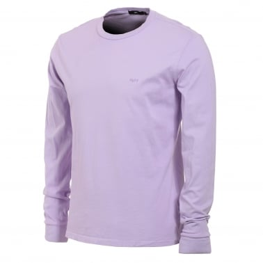 Jumbled Pigment Long Sleeve T-Shirt