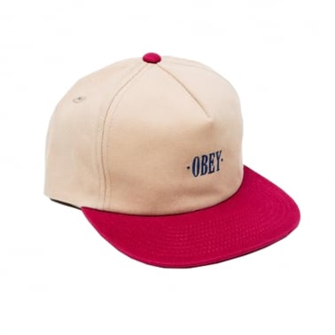 Jungle Snapback - Light Khaki