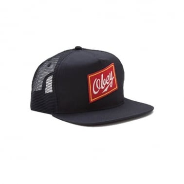 Liquor Trucker Black