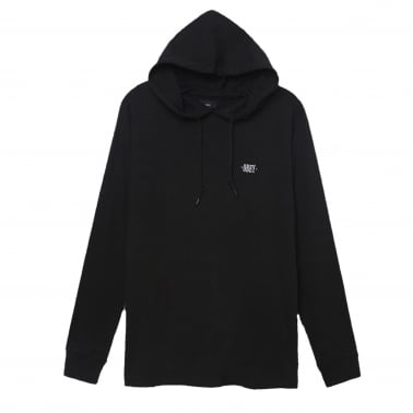 Metier Long Sleeve Hooded T-Shirt