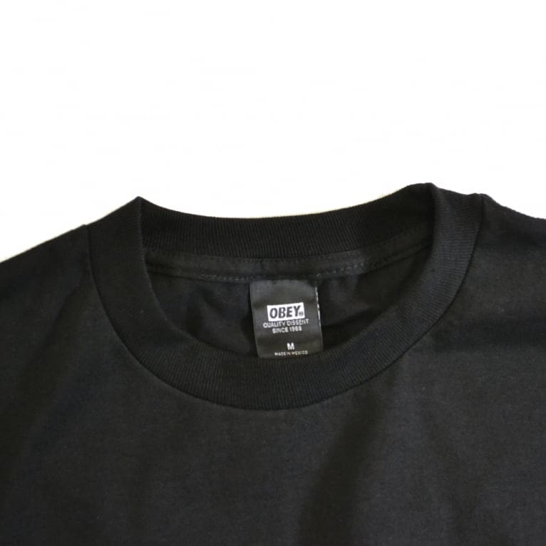 Obey New Times Basic Long Sleeve