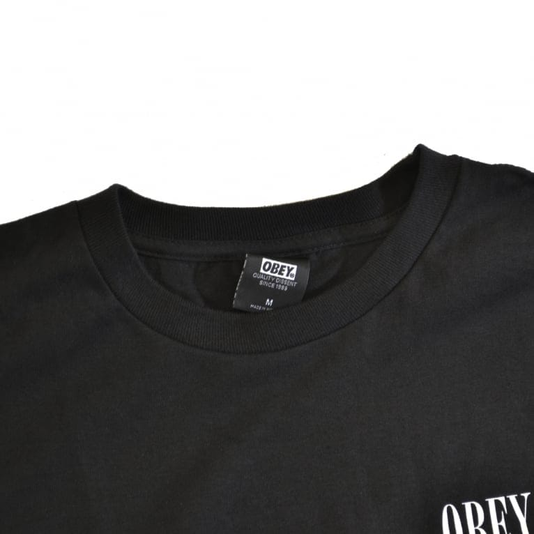 Obey New Times Basic T-Shirt - White