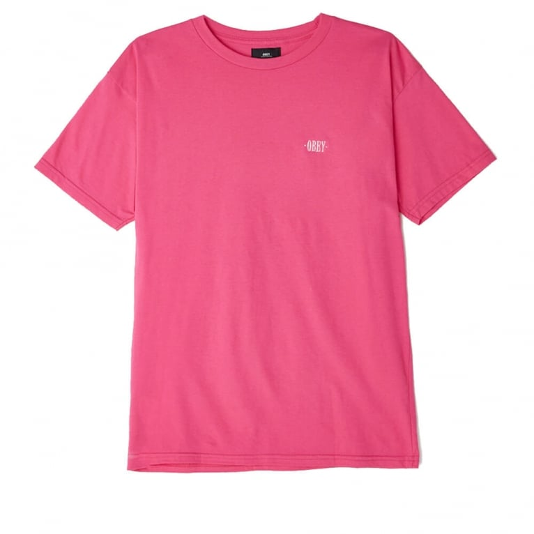 Obey New Times Knit T-shirt