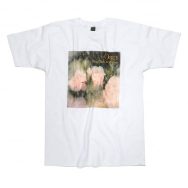 New Times Tee White