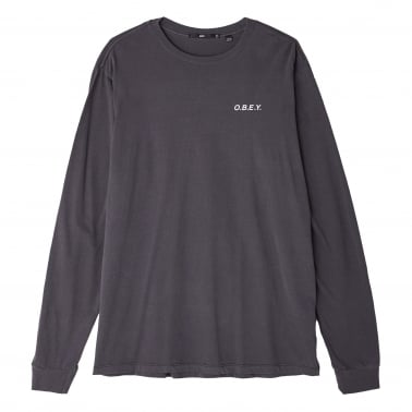 O.B.E.Y. Long Sleeve T-Shirt