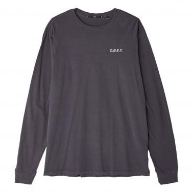 O.B.E.Y. Long Sleeve T-Shirt
