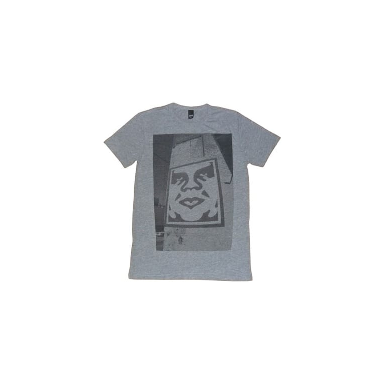 Obey Paranoia T-shirt - Grey