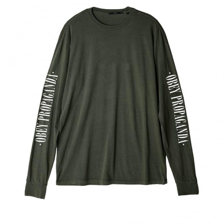 Obey Propaganda Long Sleeve T-shirt
