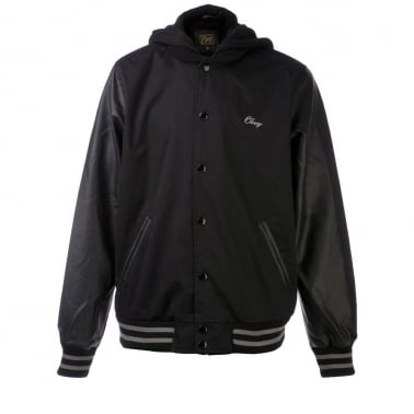 Rival Jacket Black/Grey