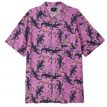 Salazar Shirt - Purple Multi