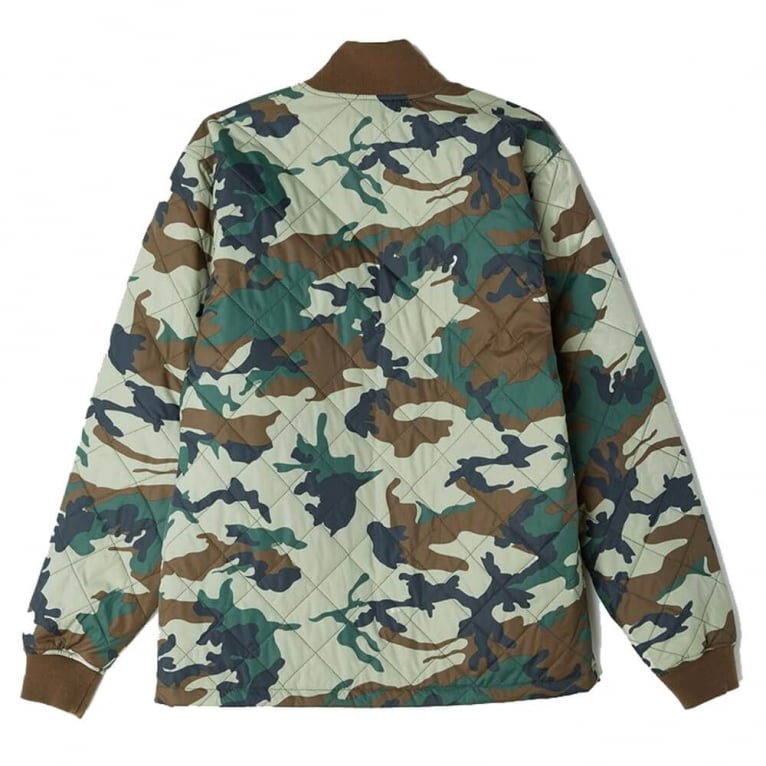 Obey Savage Jacket - Camouflage