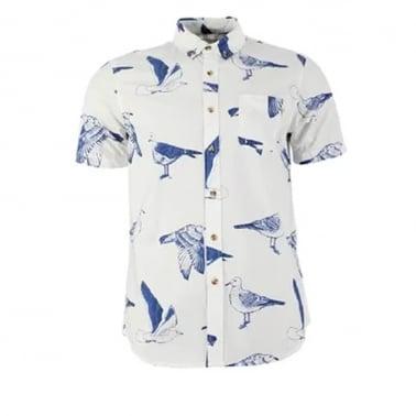 Seagull Shirt Tan