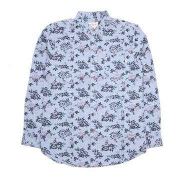 Shelly LS Shirt Light Blue