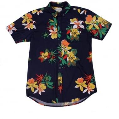 Tourist Short Sleeved Shirt Black