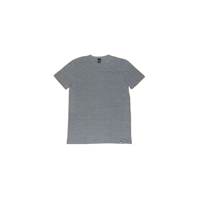 Obey Triblend Tee Heather Grey