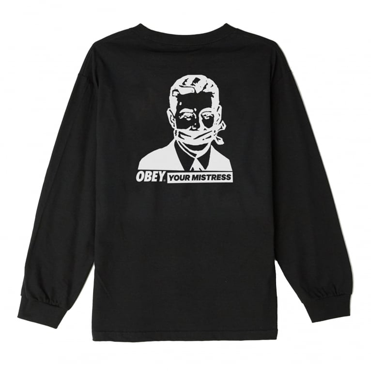 Obey Tuff Love Long Sleeve T-Shirt