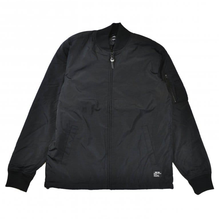 Obey Underground Jacket - Black