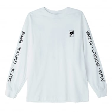 Wake Up Long Sleeve T-Shirt