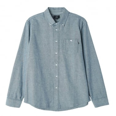 Wiseman Shirt - Navy Multi
