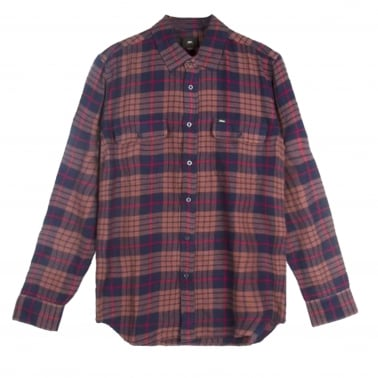 Wyatt Shirt - Navy/Multi