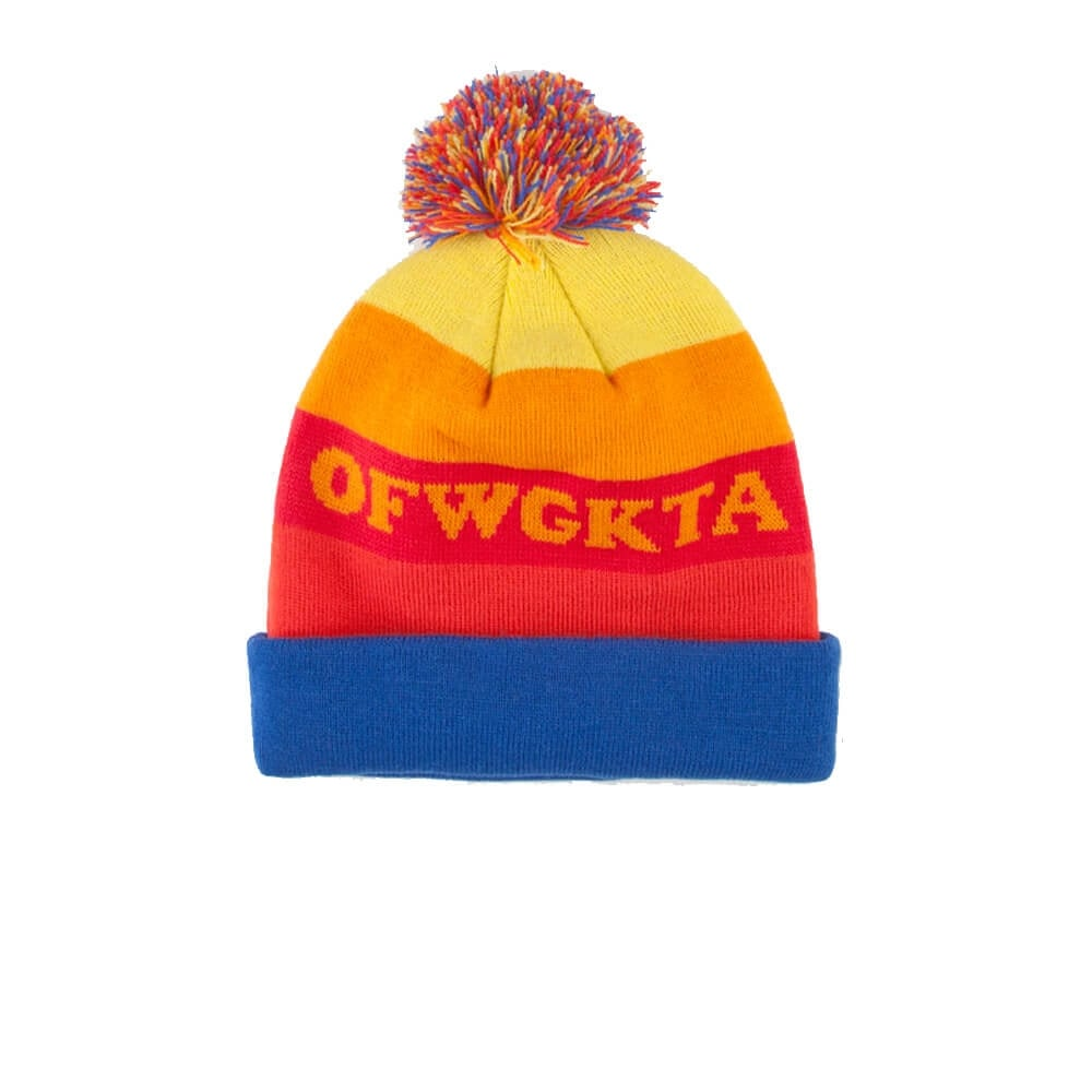 Odd Future Rainbow Beanie Multi  420794f302b