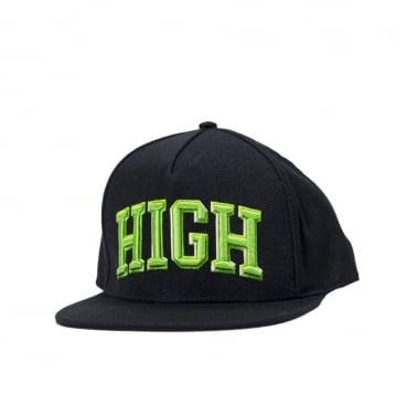 High University Snapback - Black