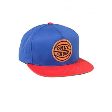 Team Snapback Royal/Red