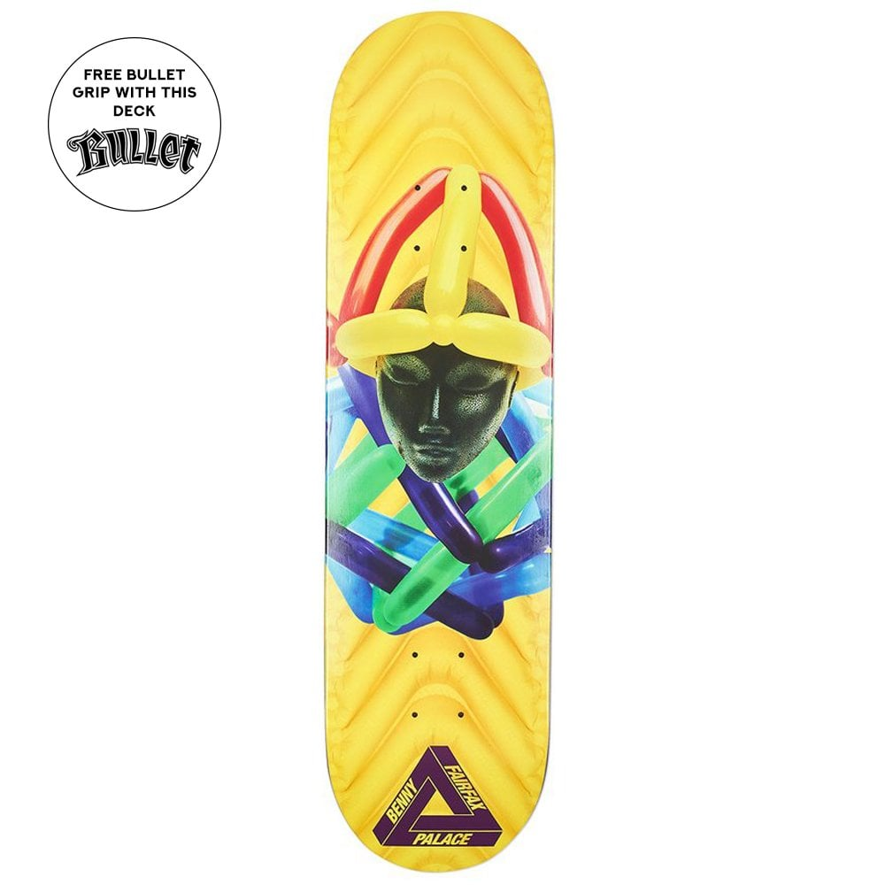 ac7a25121e Palace Skateboards Fairfax Pro S13 Deck