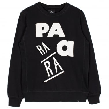 Garage Sweatshirt - Black
