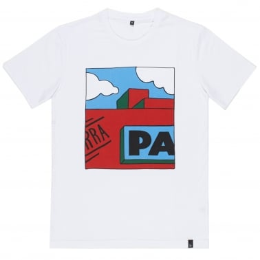 Garage T-Shirt - White
