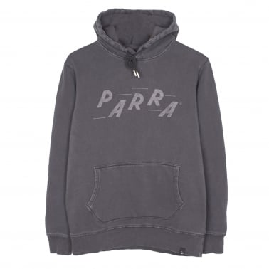 Racing Hooded Sweatshirt - Black