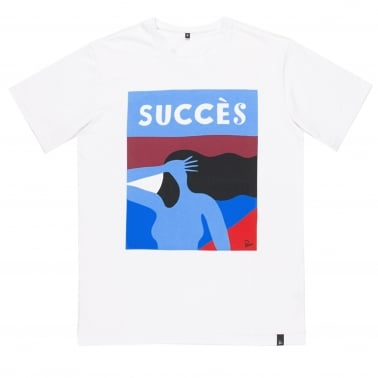 Succès T-Shirt - White