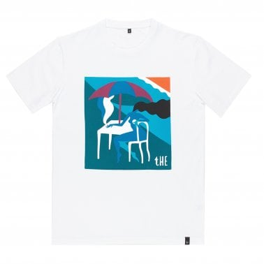 fae01f018ce621 The Monaco T-Shirt - White
