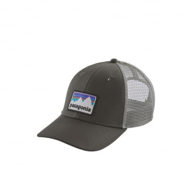 Shop Sticker Patch LoPro Trucker Cap - Forge Grey