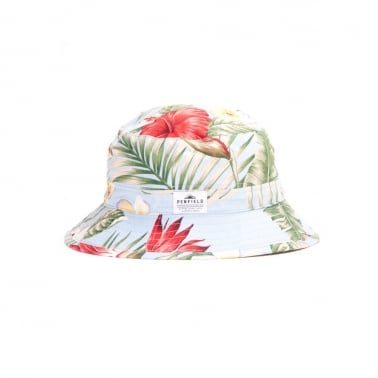 Baker Sunhat Palm Blue