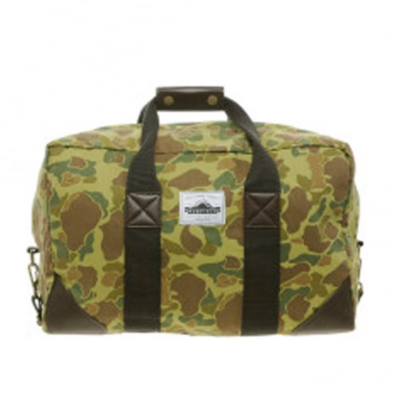 Penfield Holdall Bag - Camo