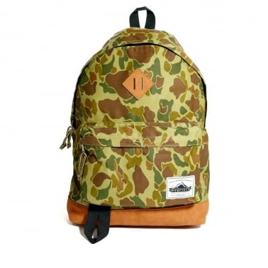 Marbleton Backpack - Camo