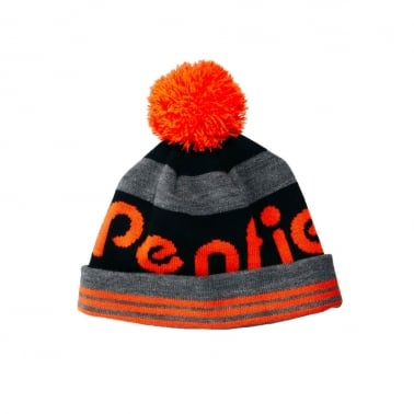 Sanford Beanie - Neon Orange