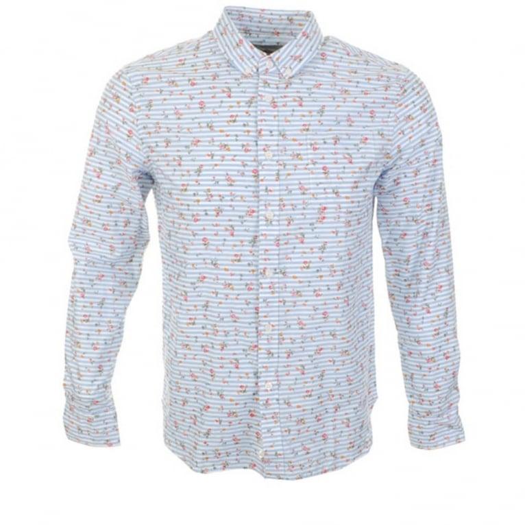 Penfield Sunnyvale Shirt Blue Stripe