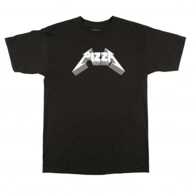 Metal T-Shirt - Black