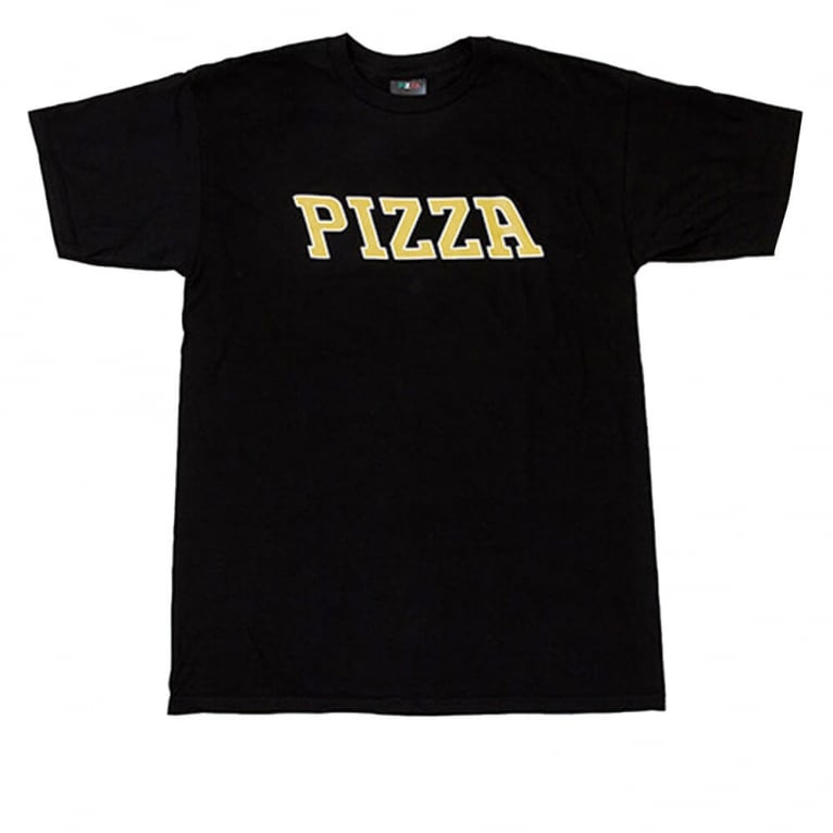 Pizza Skateboards Pizla T-Shirt - Black